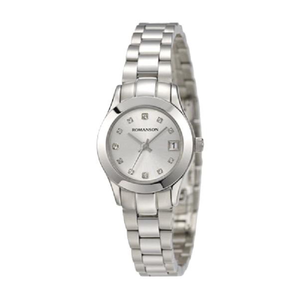 ساعت مچی زنانه رومانسون مدل RM4205LL1WAS2W
